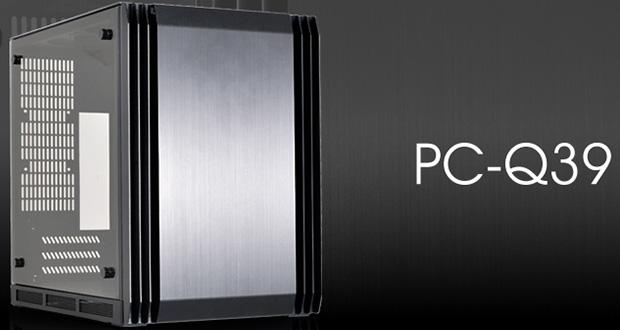 Boitier Mini-ITX PC-Q39G WX de Lian Li