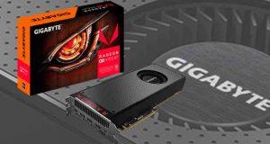 Carte graphique Radeon RX VEGA 56 8G de Gigabyte