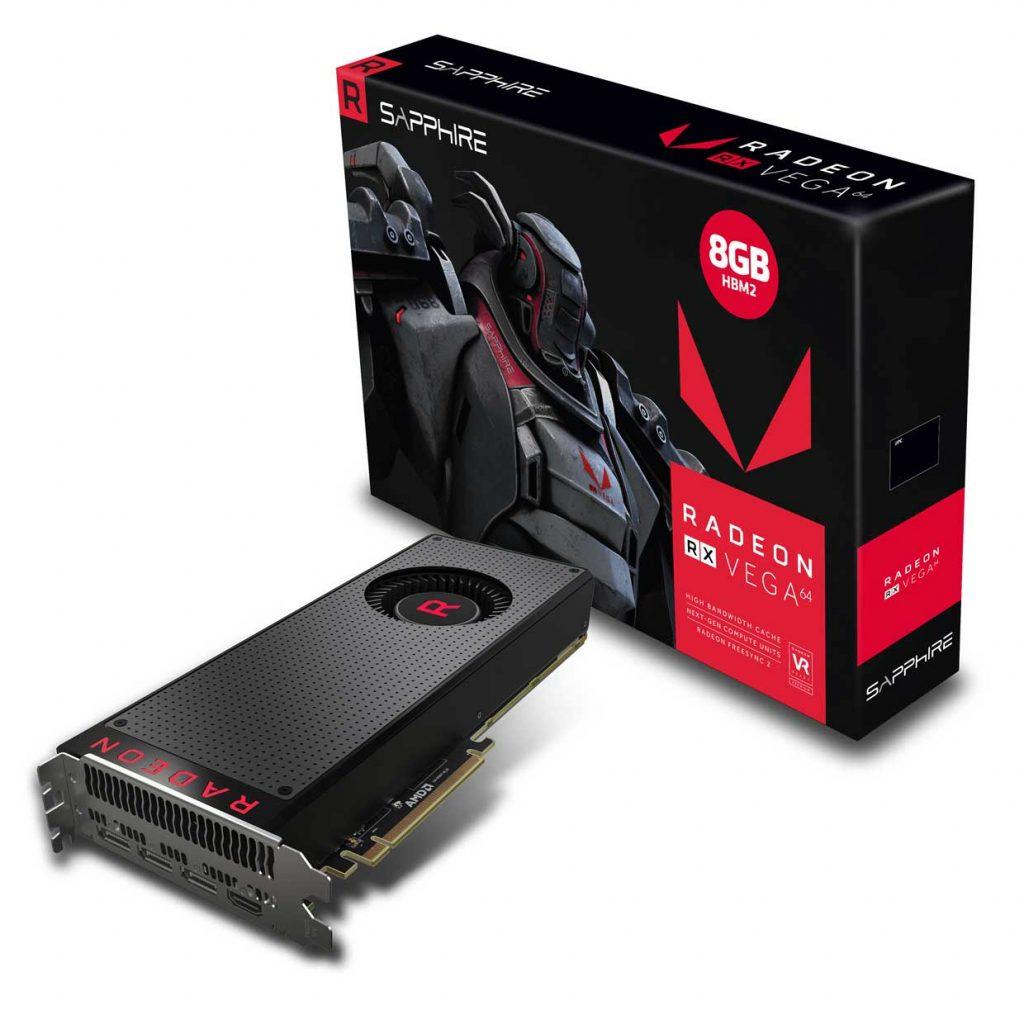 Radeon RX Vega 64 8GB HBM2