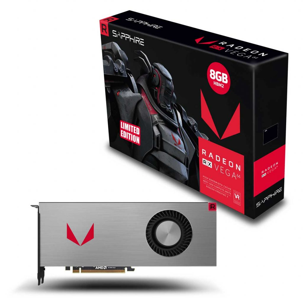 Radeon RX Vega 64 8GB HBM2 Limited Edition