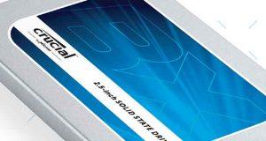 SSD BX300 de Crucial