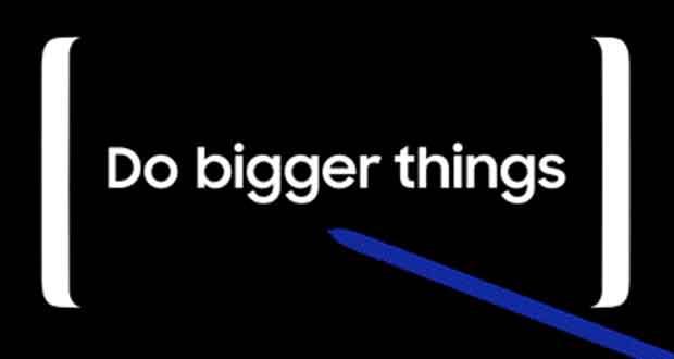 [Invitation] Samsung Galaxy Unpacked 2017: Do Bigger Things