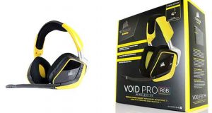 Micro-Casque Void Pro Wireless SE de Corsair