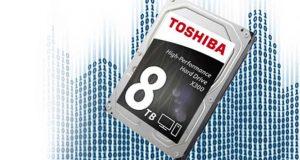 Disque dur Toshiba X300 8 To