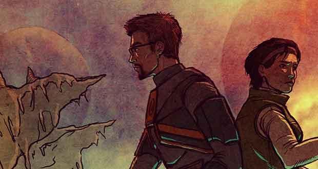 Half-Life 2: Episode 3, l'histoire officielle ?