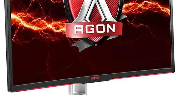Moniteur gaming AOC AG322QCX