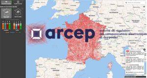 ARCEPT, pour chaque opérateur, quatre niveaux d'évaluation de la couverture mobile