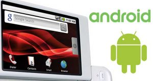 Smartphone HTC G1 (ou Dream) - Android
