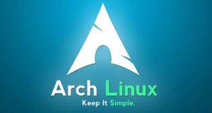 Distribution Arch Linux