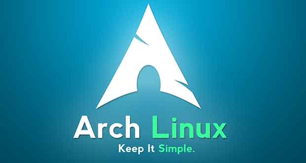 Distribution Arch Linux