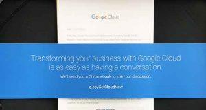 Google Cloud, le géant de recherche offre des Chromebooks gratuits