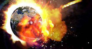 Collision avec la planète Terre