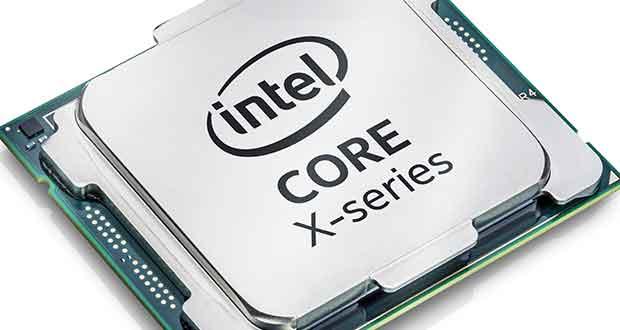 Processeur Intel Core X-series