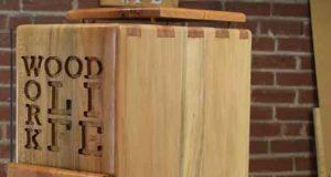 Epic Custom Wooden PC Case