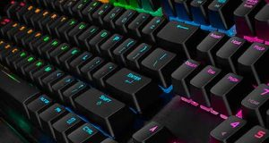 Clavier gaming Asus ROG Horus GK2000 RGB