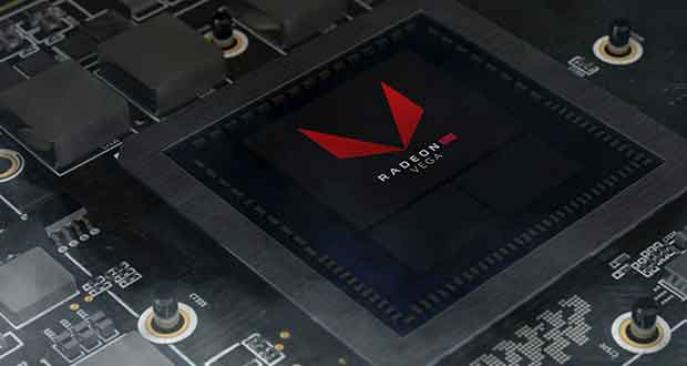 Carte graphique AMD Radeon RX Vega