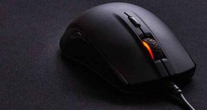 Souris gaming Rival 110 de SteelSeries