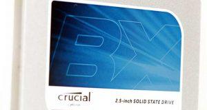 SSD BX300 480 Go de Crucial