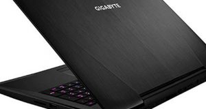 Ordinateur portable gaming SabrePro 15 de Gigabyte