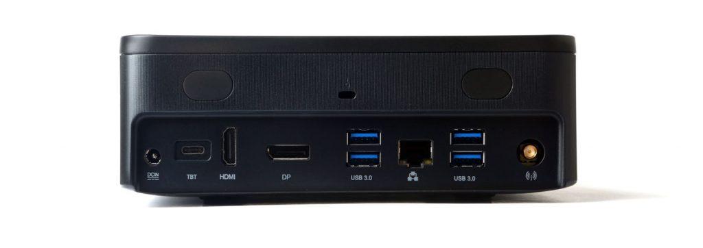Mini-PC Barebone ZBOX MI553 de Zotac
