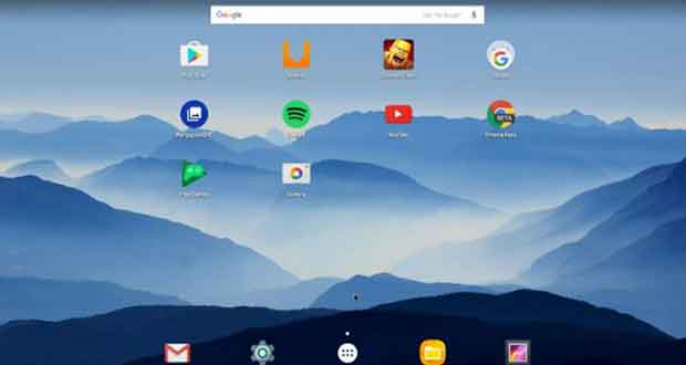 AndEX (Android X86) Marshmallow 6.0.1 64 bits