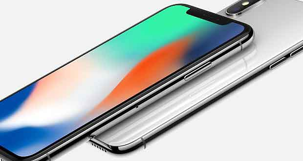 Smartphone iPhone X d'Apple