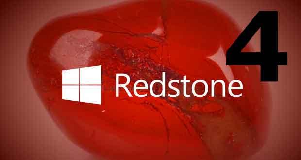 Windows 10 Redstone 4 de Microsoft