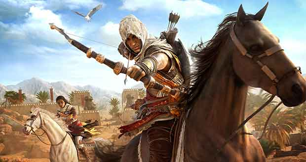 Assassin's Creed Origins sur PC