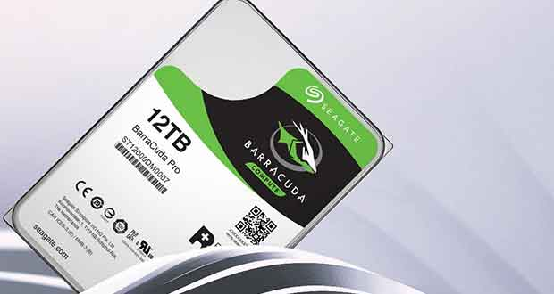 Disque dur Barracuda Pro 12 To de Seagate