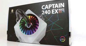 Captain 240 EX White RGB