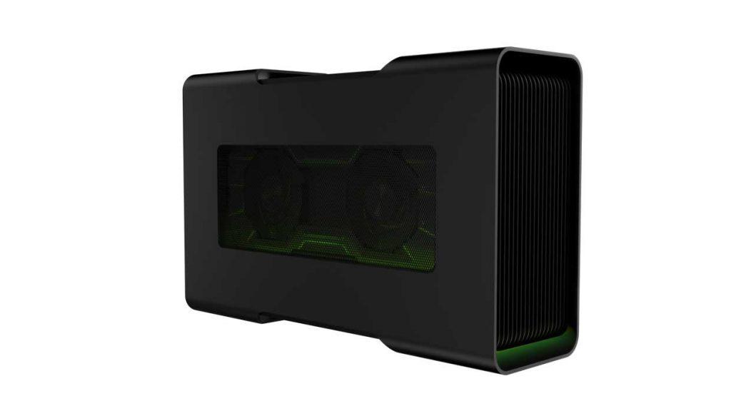Core V2, le dock GPU externe de Razer