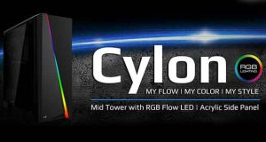 Boitier Cylon RGB d'Aerocool