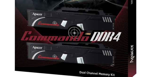 DDR4 Commando d'APACER