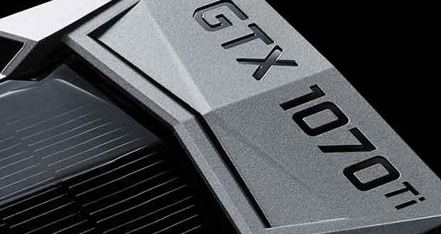 La GeForce GTX 1070 Ti de Nvidia