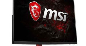 Moniteur gaming Optix AG32C de MSI