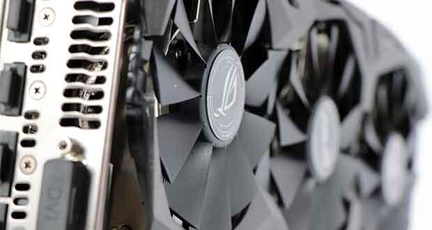 ROG Strix Radeon RX Vega 64 OC Edition