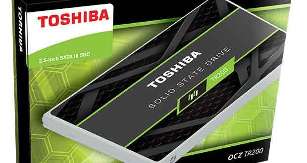 SSD OCZ TR200, de Toshiba