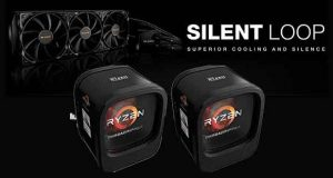Watercooling AIO Silent Loop de Be Quiet