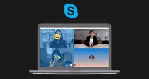 Skype pour Bureau
