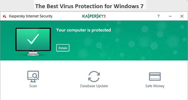 Mes meilleurs logiciels antivirus pour Windows 7 – AV-TEST – Juillet/Aout 2017