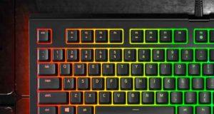 Clavier Gaming Razer Cynosa Chroma Pro