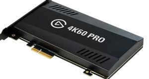 Carte de capture vidéo 4K60Pro d'Elgato Gaming