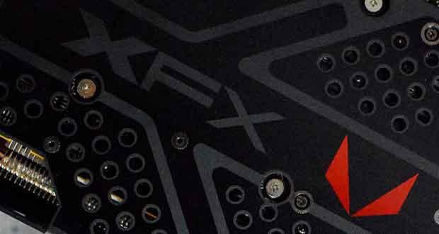 Radeon RX Vega Double Edition de XFX