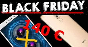 Black Friday - Smartphone Honor 6X 32 Go Or