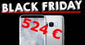Black Friday - Samsung Galaxy S8 64 Go Argent Polaire