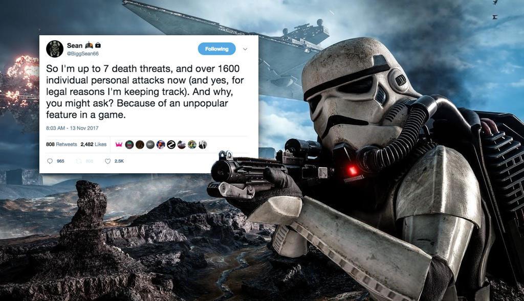 Star Wars Battlefront 2 - BiggSean66