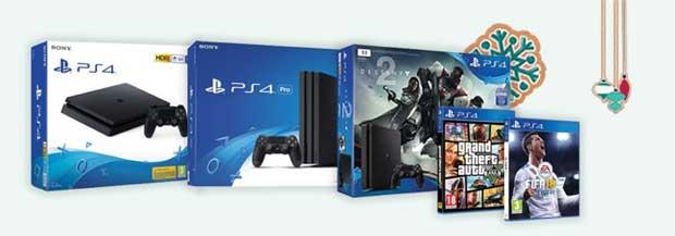 Cyber Monday – les meilleures offres autour de la PS4