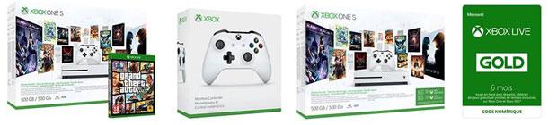 Cyber Monday – les meilleures offres autour de la Xbox