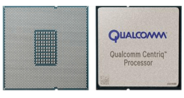 Qualcomm Centriq 2400 series à 10 nm
