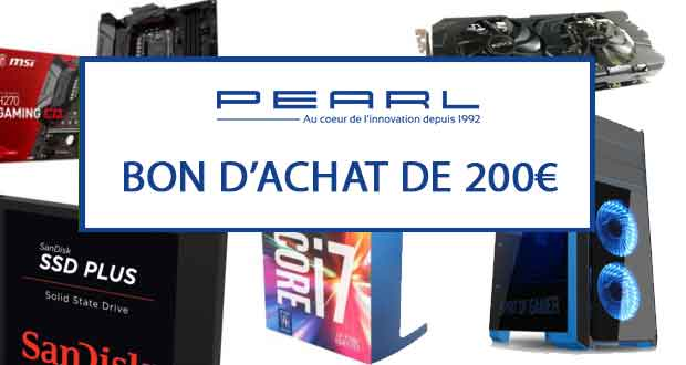 Concours GinjFo / Pearl